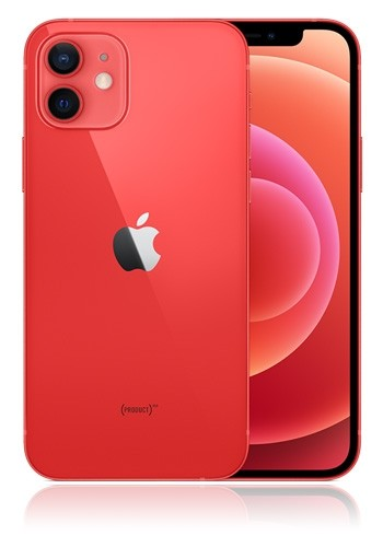 Apple iPhone 12 256GB red
