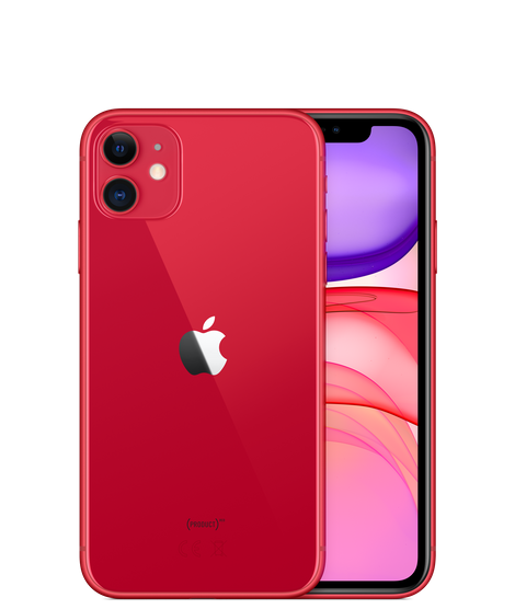 Apple iPhone 11 64 GB red