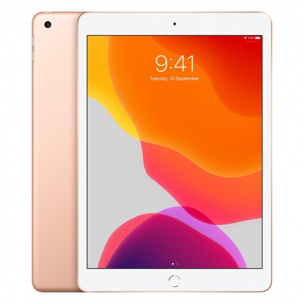 "Apple iPad (2020) 10,2"" 32GB WiFi & Cell. gold"