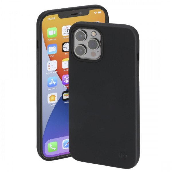 """Cover """"Finest Feel"""" für IPhone 12 Pro Max black"""